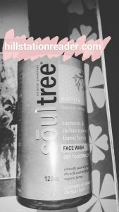 Face wash soultree