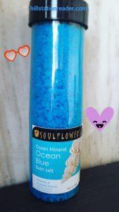 Soulflower bath salt
