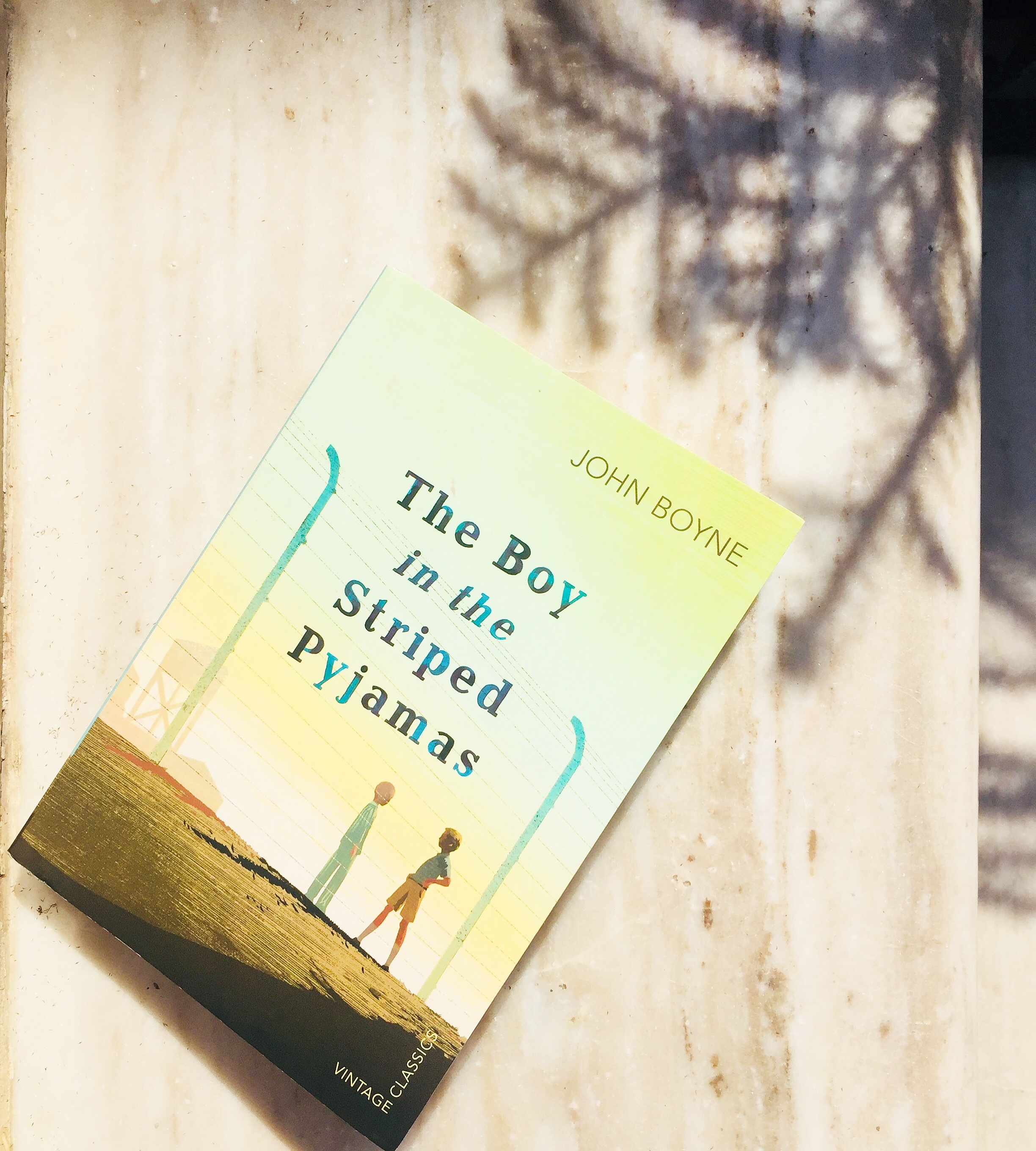 Book Review – The Boy in the Striped Pyjamas