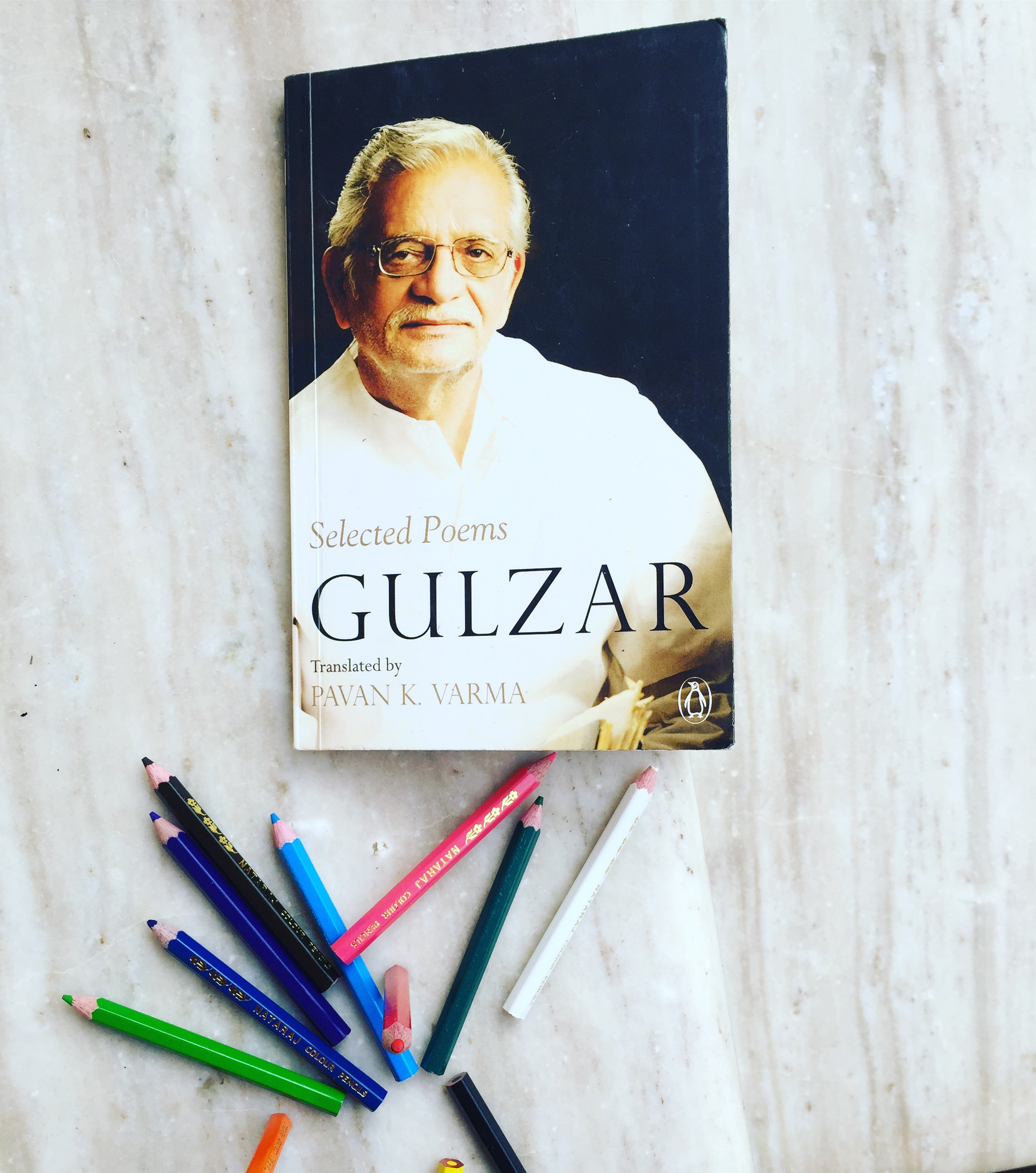 selected poems by Gulzar is a must read book review