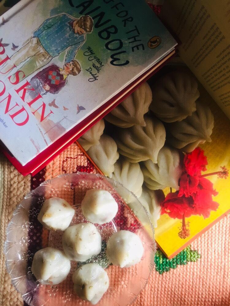 ukdhiche modak recipe, favorite dish of Lord Ganesha