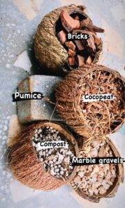 Bonsai soil