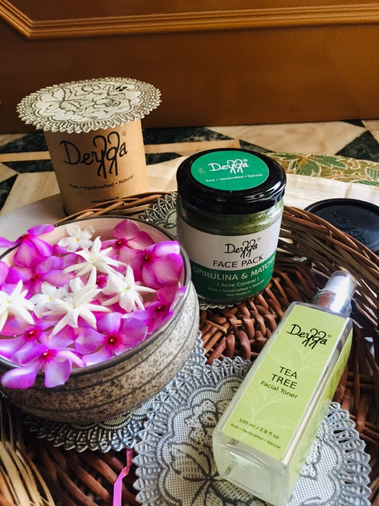 Deyga organics is a must have for skin care